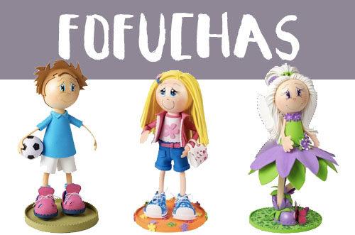 Muñecas Fofuchas