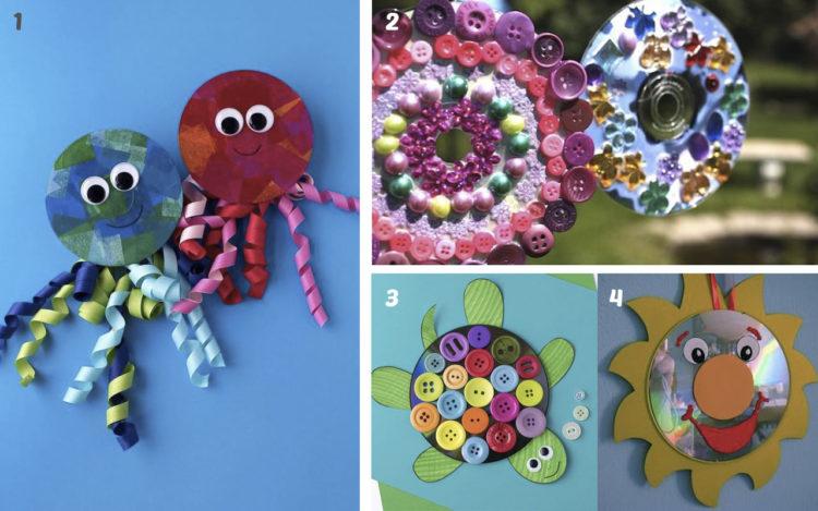 89 Ideas Faciles De Manualidades De Verano Con Material