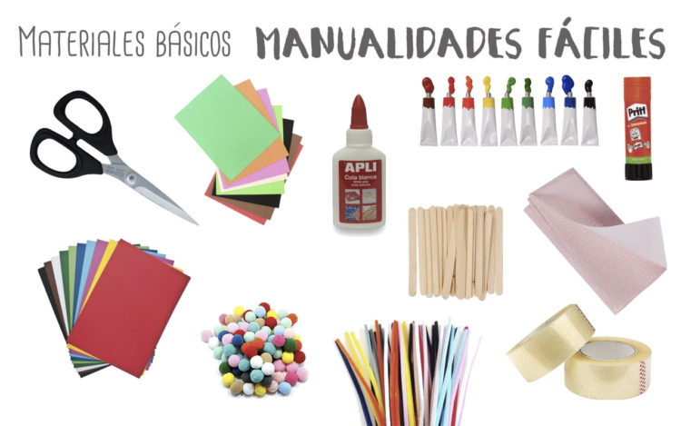 Guia Gratis De Manualidades Faciles Diy Top 2018 Uma - Manualidades-con-materiales-de-casa