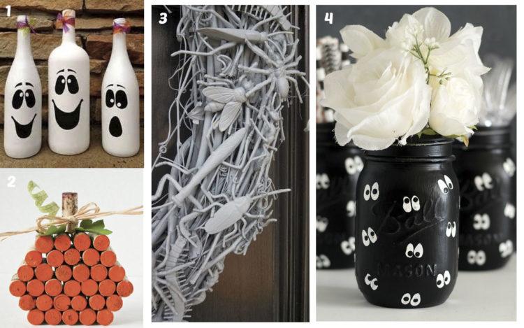 63 Manualidades De Halloween Con Material Reciclable Top 2019