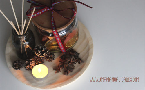 Manualidades de decoración para otoño