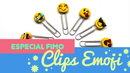 Emojis de fimo