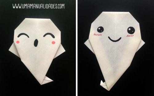 fantasma origami