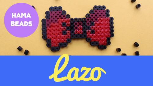 Hama beads de Lazo