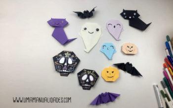 manualidades de halloween infantiles