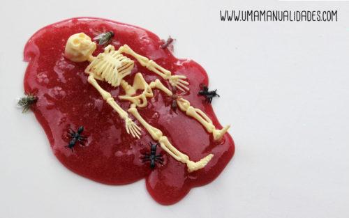 slime sangriento