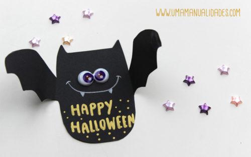 tarjetas infantiles de halloween