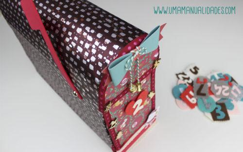 Manualidades de carton para navidad