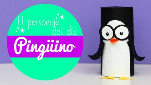 manualidades de pingüinos