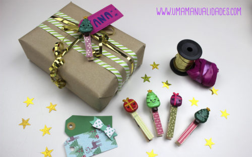 Manualidades de navidad para regalar
