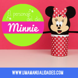 Manualidades de Minnie mouse