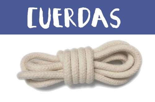Manualidades con cuerda