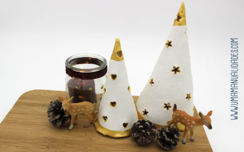 arboles de navidad diy