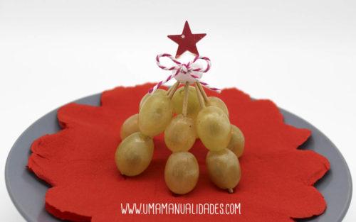 ideas con uvas para presentar en noche vieja