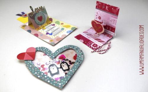 Manualidades para San Valentin fáciles y rápidas