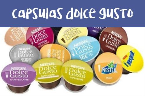 Manualidades con capsulas dolce gusto