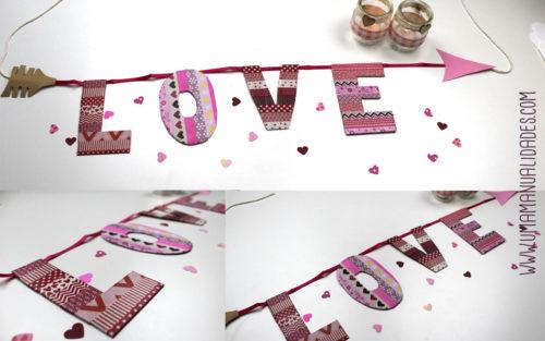 Manualidades románticas