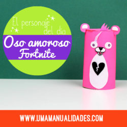 manualidades de fortnite