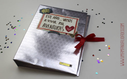 libro de regalo de san valentin