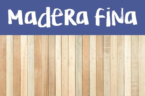 manualidades con madera fina