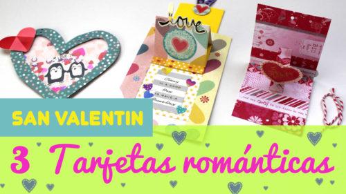 tarjetas de san valentin fáciles