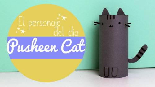 Manualidades de Pusheen cat