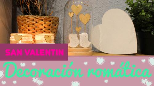 centro de mesa de san valentín