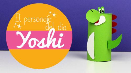 Manualidades de Yoshi