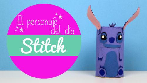 Manualidades de Lilo y Stitch