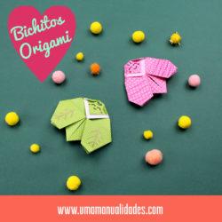 Bichos de origami