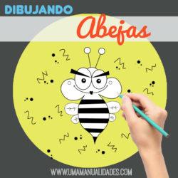 aprender a dibujar una abeja