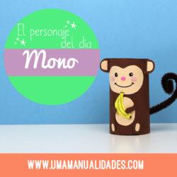 Manualidades de monos