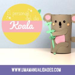 Manualidades de Koalas