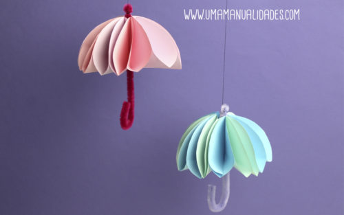 paraguas de origami facil paso a pasoparaguas de origami facil paso a paso