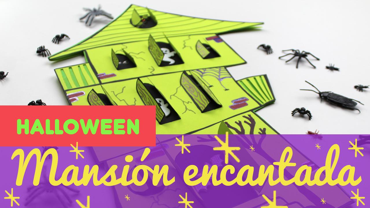 tarjeta de halloween terrorifica