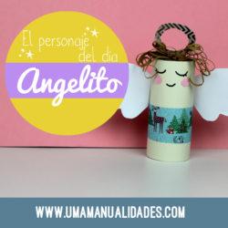 Manualidades de ángeles